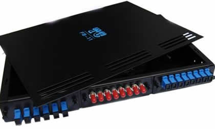 机架式/挂壁式光纤配线架
